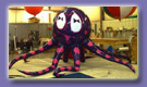 Octopus Helium Inflatables - giant custom balloons